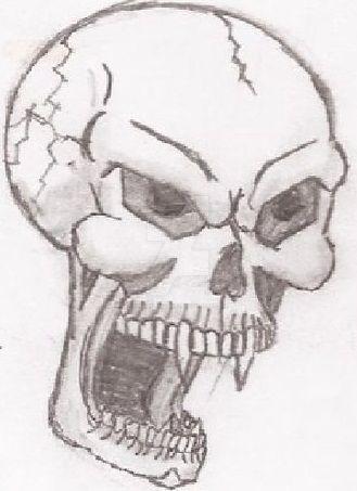Skull 2 by UnicronHound