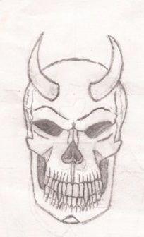 Demon Skull by UnicronHound