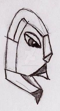 Hexa Bot by UnicronHound