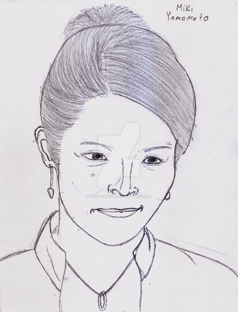 NHK Miki Yamamoto by UnicronHound