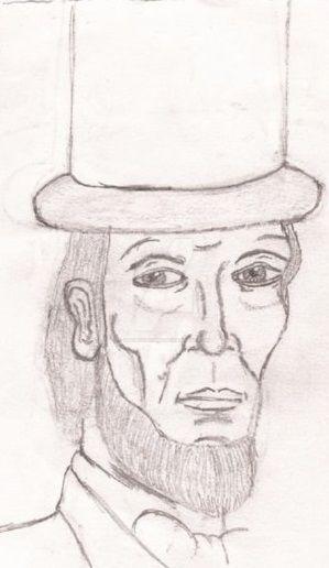Abraham Lincoln by UnicronHound