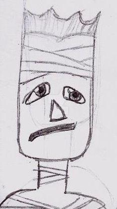 Mummy by UnicronHound
