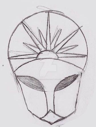 Alien by UnicronHound