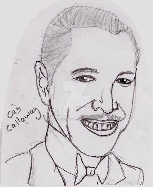 Cab Calloway by UnicronHound