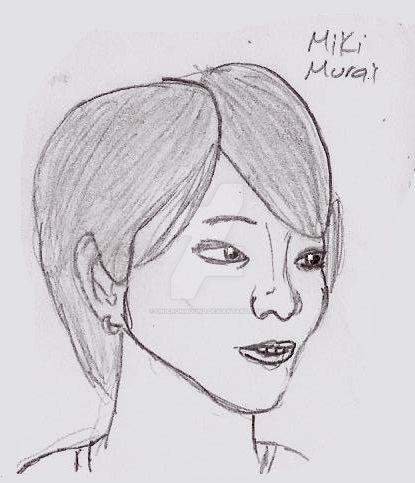 Miki Murai by UnicronHound