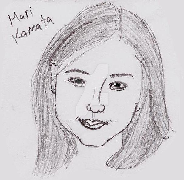 Mari Kamata by UnicronHound