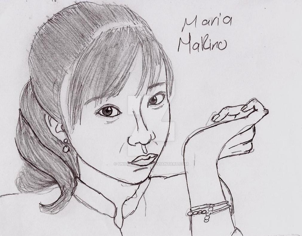 MM Maria Makino by UnicronHound