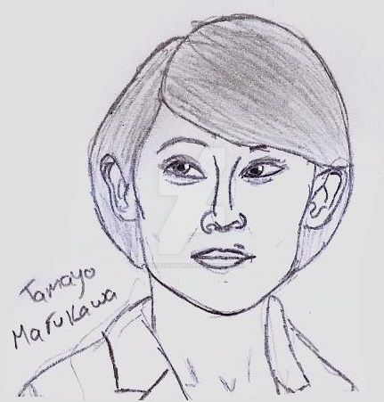 Tamayo Marukawa by UnicronHound