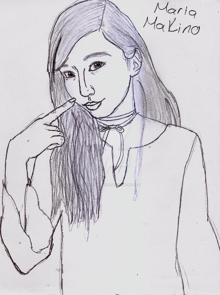 Maria Makino by UnicronHound