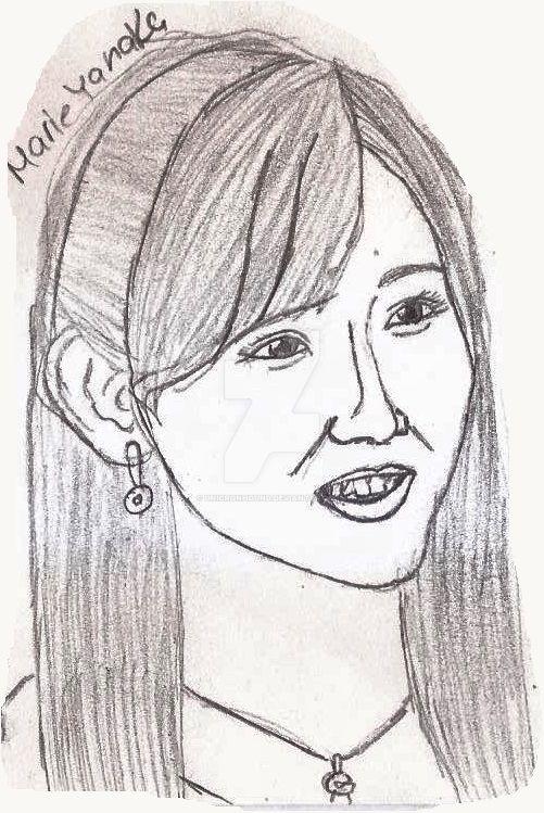Marie Yanaka by UnicronHound