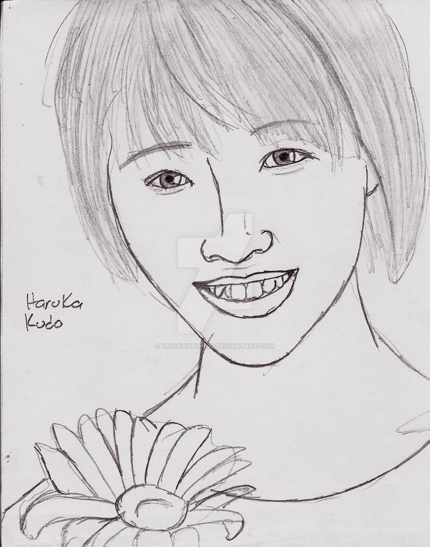 MM Haruka Kudo by UnicronHound