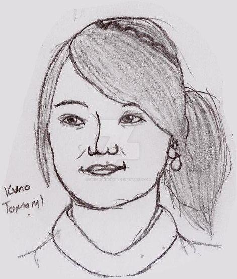 Kuno Tomomi by UnicronHound