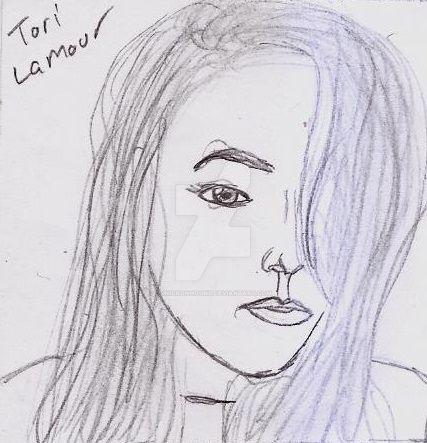 Tori Lamour by UnicronHound