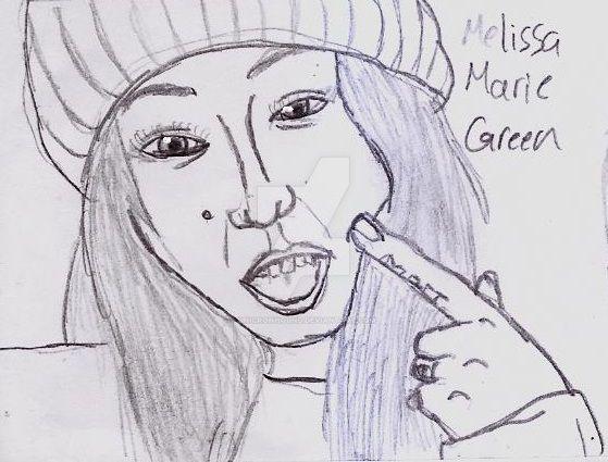 Melissa Marie Green by UnicronHound