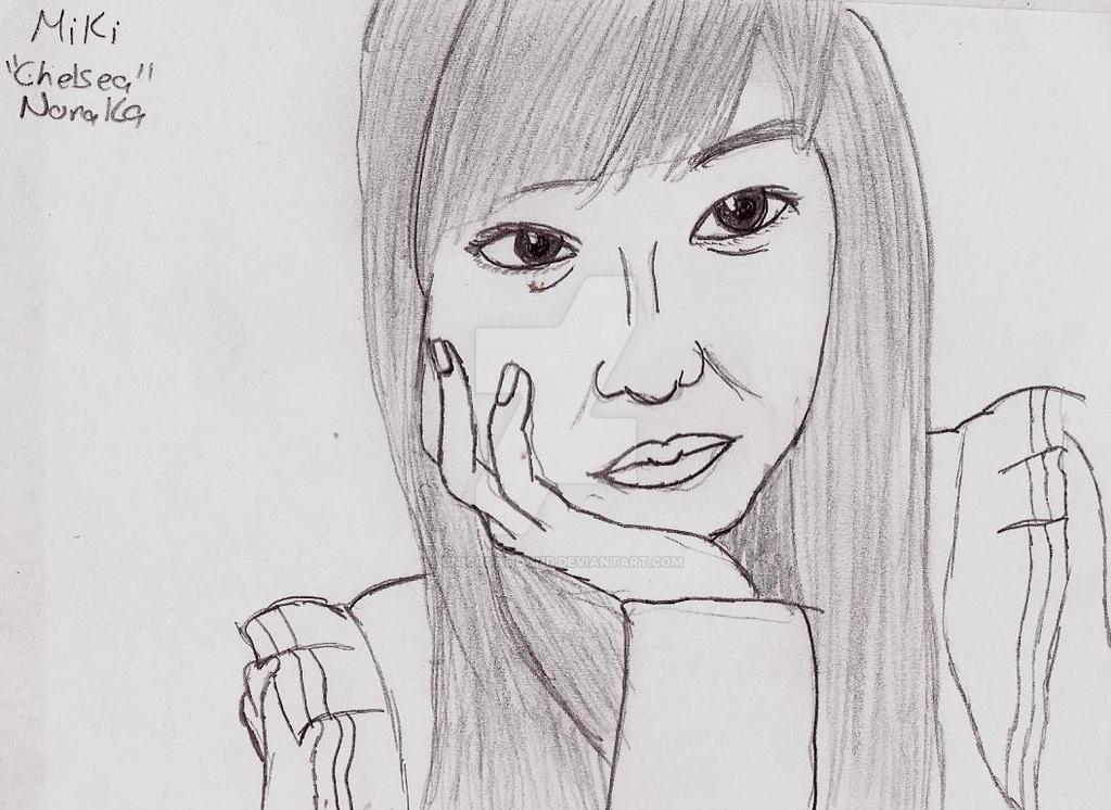 Miki Nonaka aka Chelsea, 2 by UnicronHound