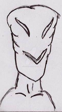 Weird Alien by UnicronHound