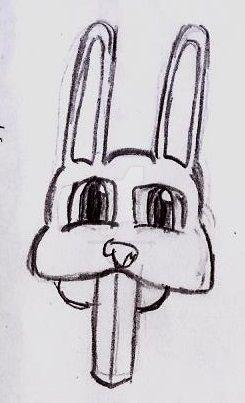 Anime Rabbit by UnicronHound