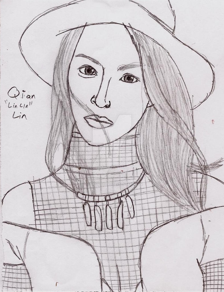 Qian Lin aka LinLin by UnicronHound