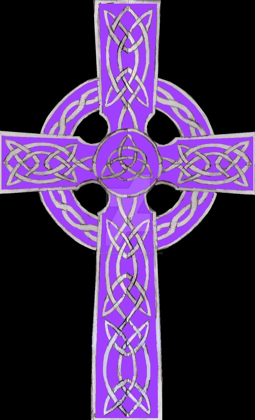 Purple Celtic by UnicronHound