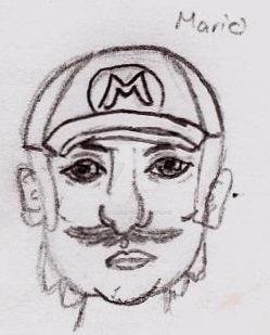 Mario Bros Adult Toon Mario Mario by UnicronHound