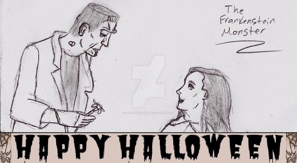 Halloween The Frankenstein Monster by UnicronHound