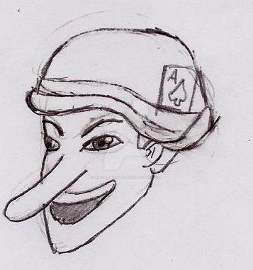 Joker Style Military by UnicronHound