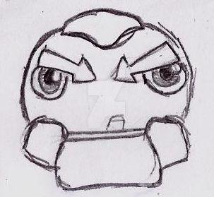 I love turtles by UnicronHound