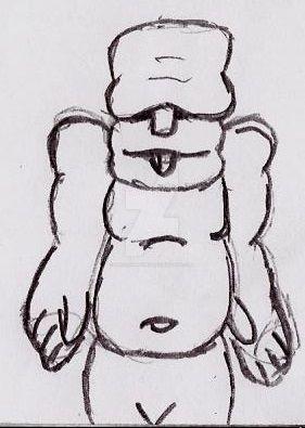 Potato Man by UnicronHound
