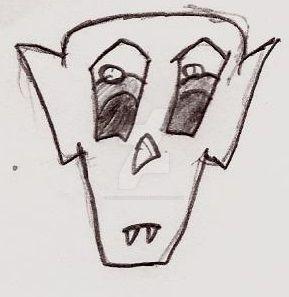 Sad Nosferatu by UnicronHound