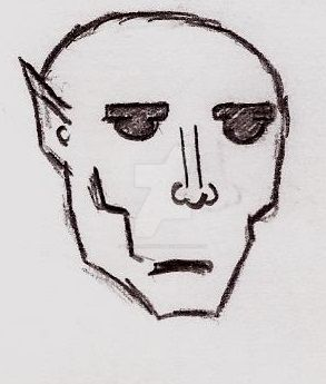Adult Nosferatu by UnicronHound