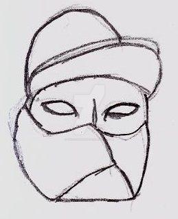 I am the cool ninja by UnicronHound