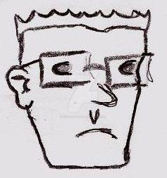 Has Anybody Seen My Glasses by UnicronHound