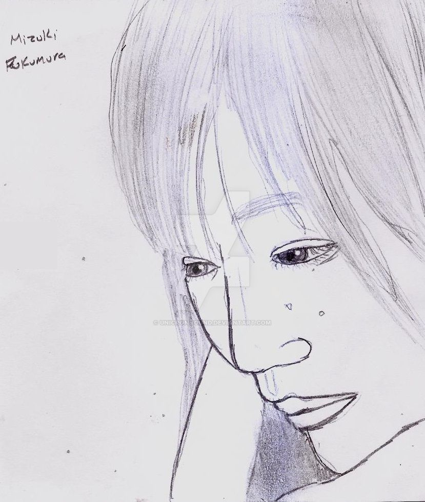 Mizuki Fukumura by UnicronHound