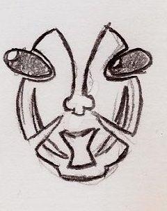 Tribal Man by UnicronHound