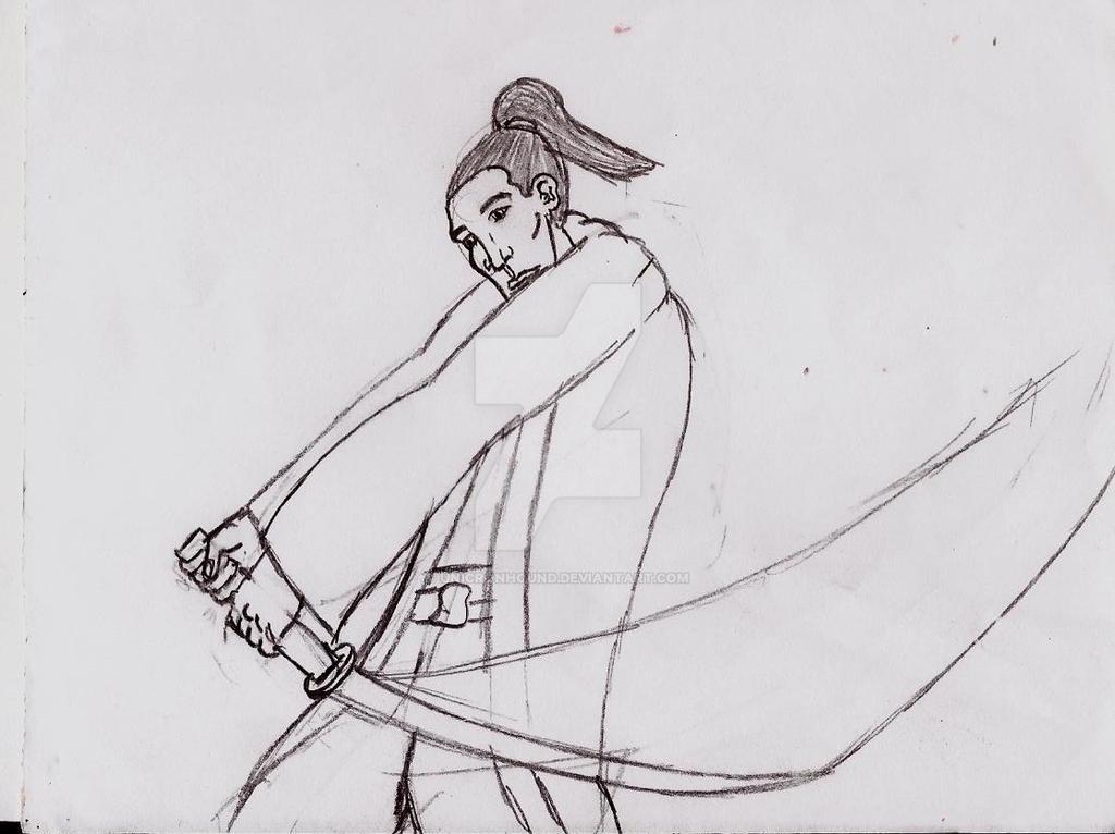 Ninja Swipe by UnicronHound