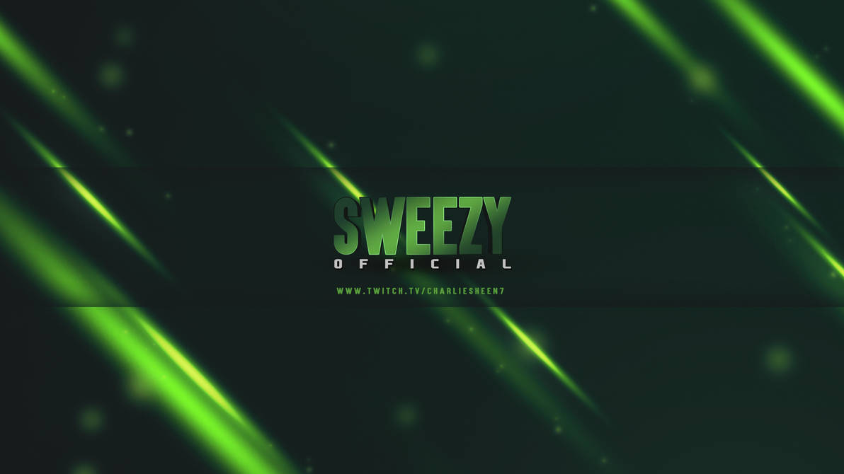 YouTube profile background - Sweezy by AliveNOOB on DeviantArt