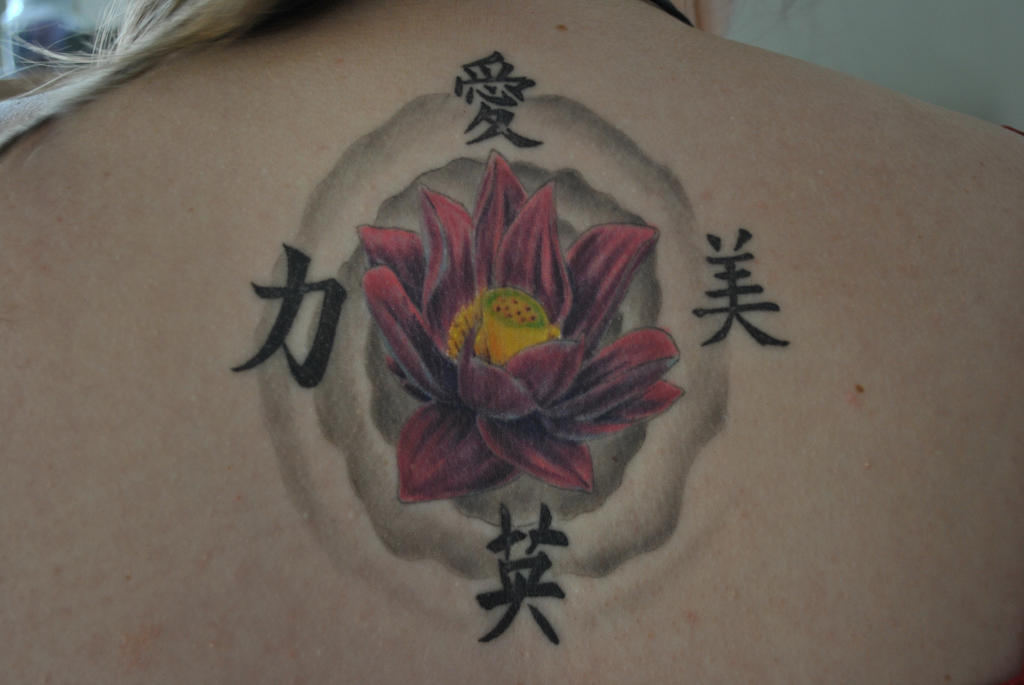 Erika's Tattoo