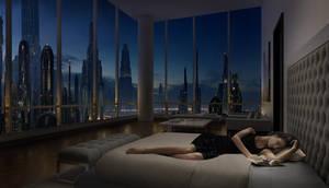 Future City Penthouse