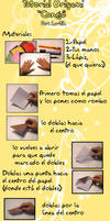 Tutorial Origami - Conejo