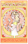 Leona Art Nouveau by Lutih