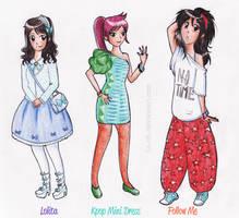Lutih Style - 2 by Lutih