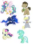 More Pony Stickersss