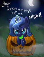 The night with squee for ever by AnnaKitsun3