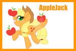AppleJack cuie mark