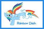 Rainbow cutie mark