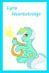 Lyra Heartstrings Cutie Mark