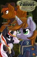 Fallout Equestria by AnnaKitsun3