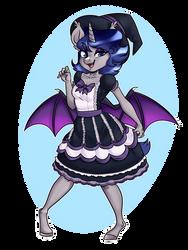 Maid bat pony