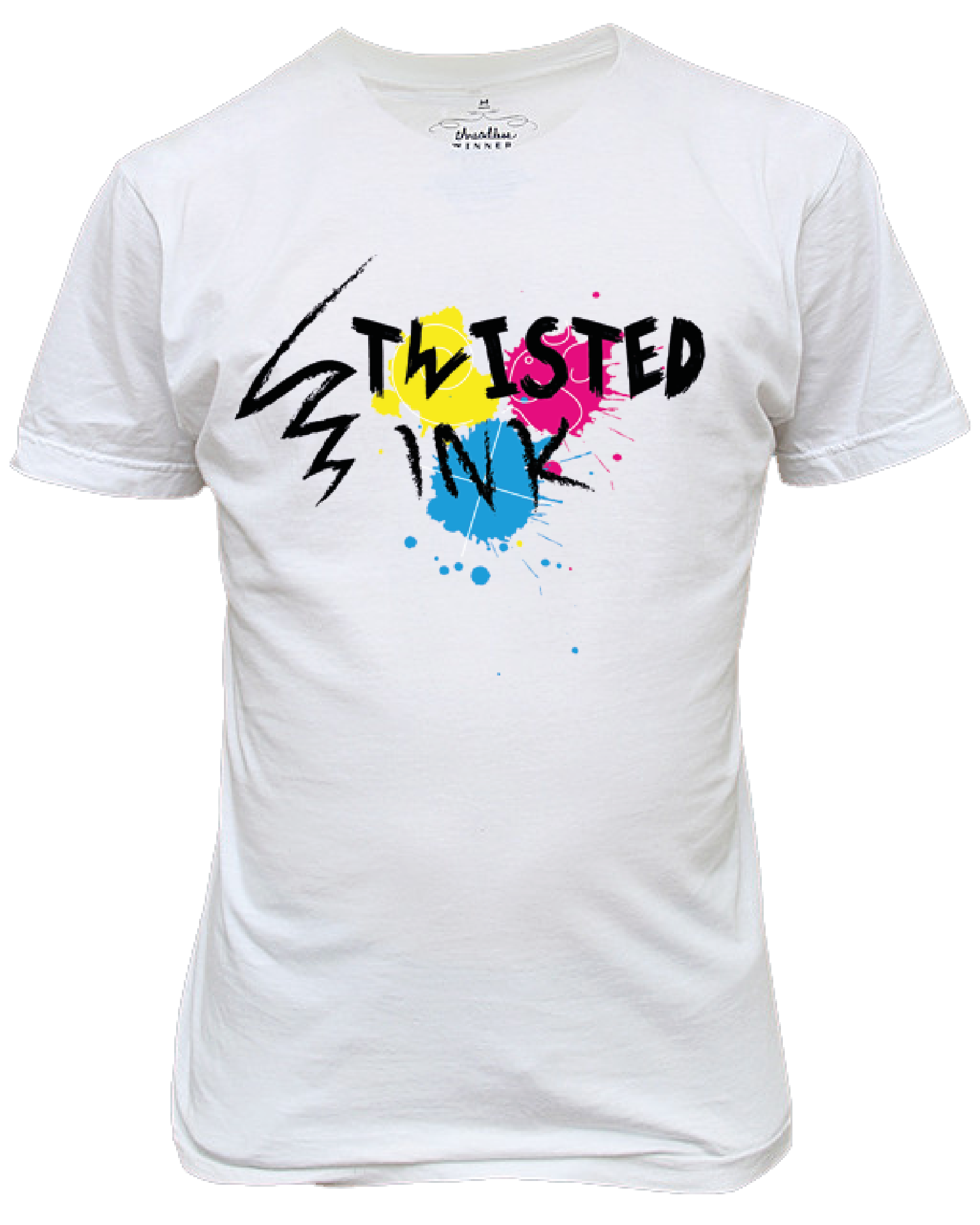 Prototype Of Twisted Ink On T Shirt By Nin0 On Deviantart