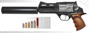 Cogar Revolver by LucasHC90